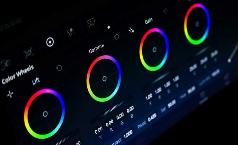 color grading and color correction Luts packages