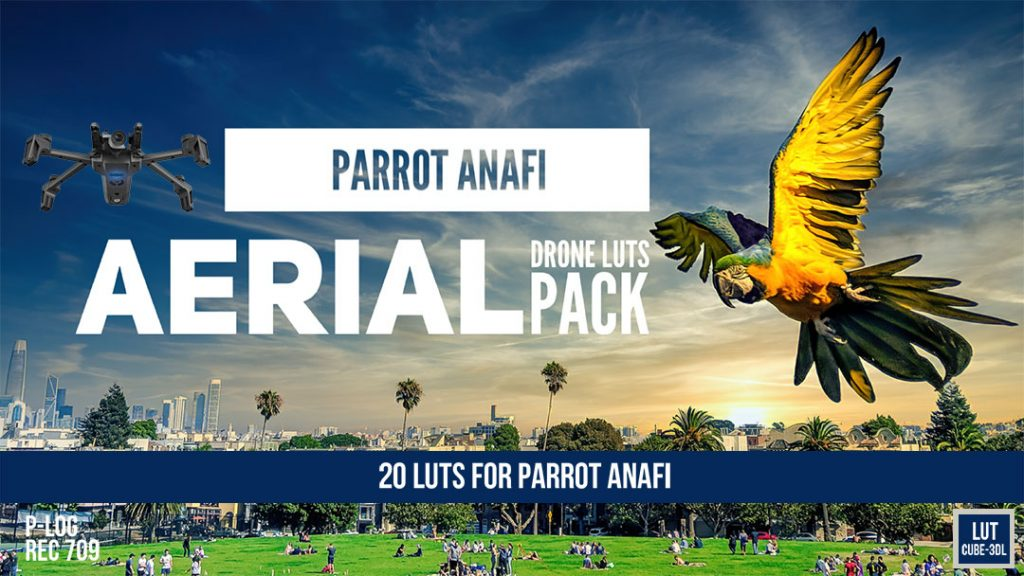 Parrot Anafi cover