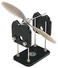 White propeller balancer