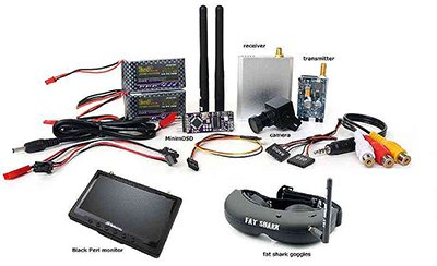 FPV and transmitter