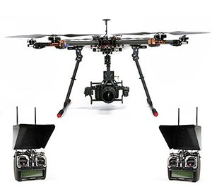 aerial videography drone